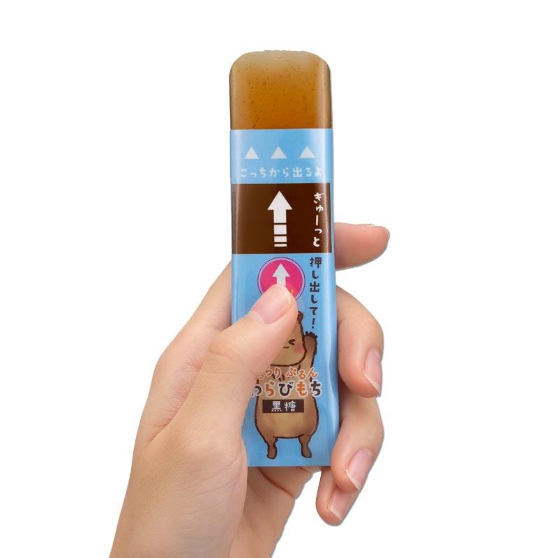 井村屋ウェブショップ|もっちりぷるんわらびもち 黒糖: 菓子・スイーツ|懐かしくても、新しい。心のこもった品質を